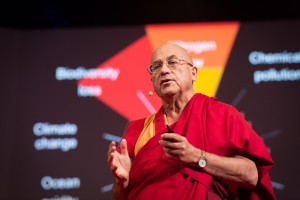 Matthieu Ricard speaks at TEDGlobal 2014, South, Session 12 - Might Spaces, October 5-10, 2014, Rio de Janeiro, Brazil. Photo: James Duncan Davidson/TED